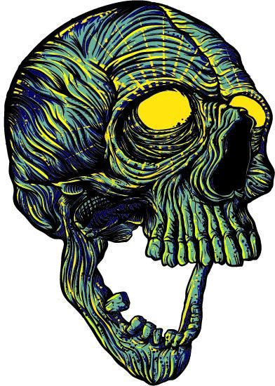 Skull - image 9 - student project