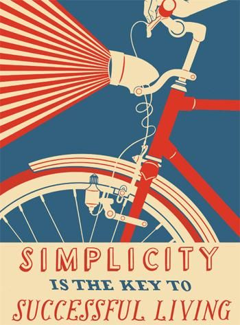Simplicity Poster - image 1 - student project