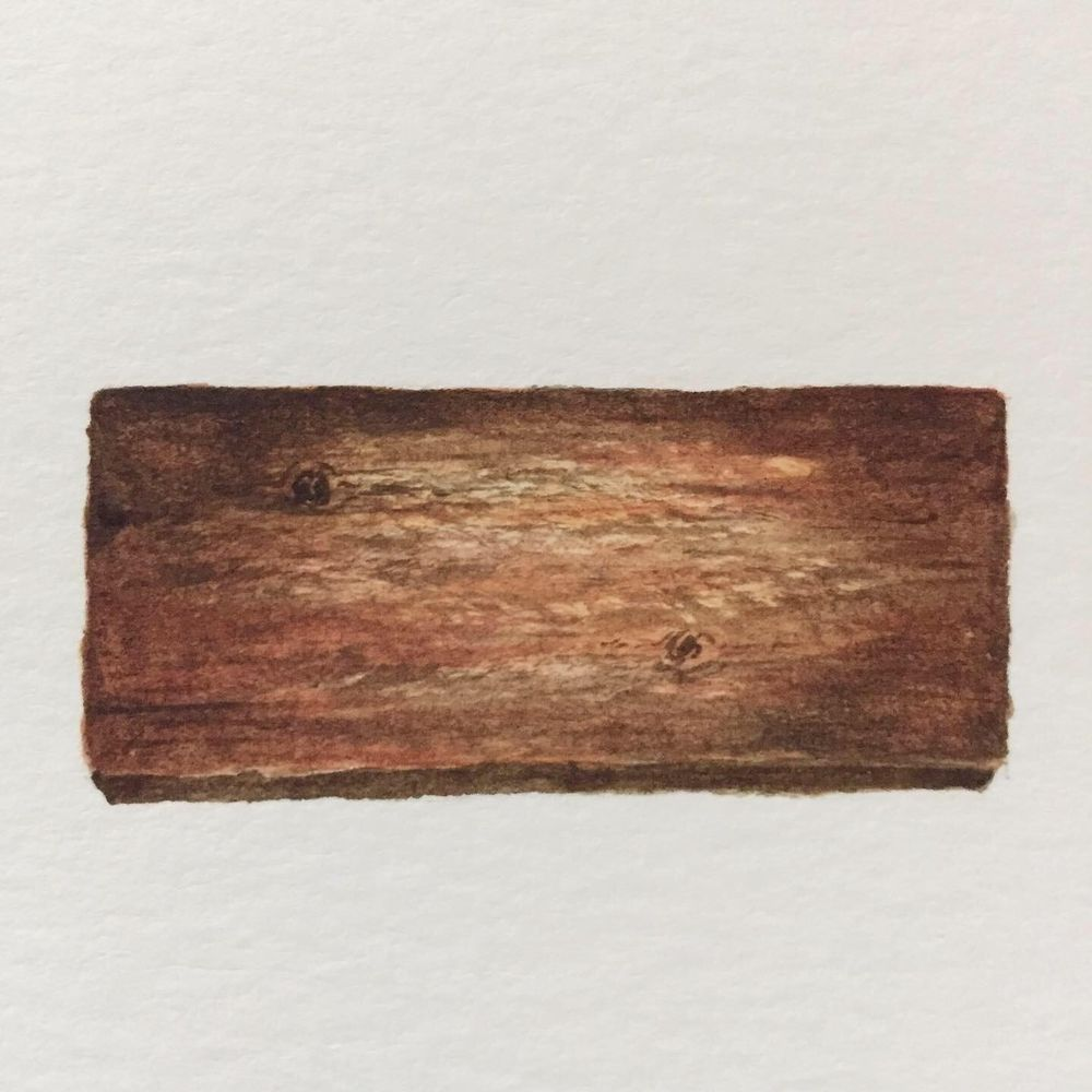 Watercolour Wood - image 5 - student project