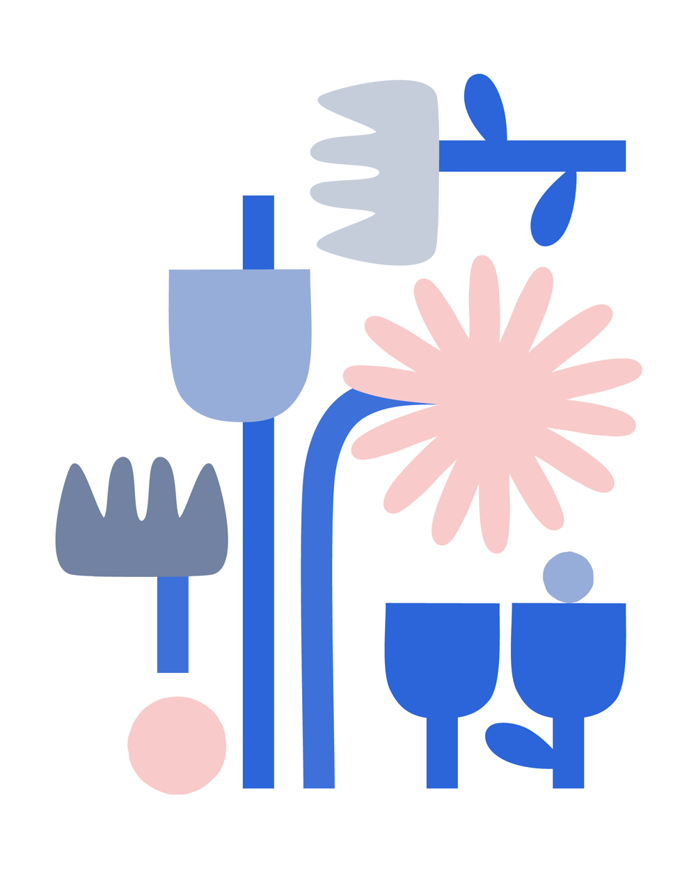 Let's Play with Flowers - Kooki - image 3 - student project