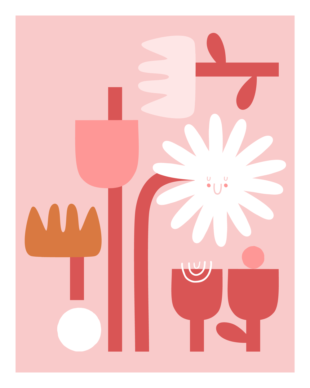 Let's Play with Flowers - Kooki - image 2 - student project
