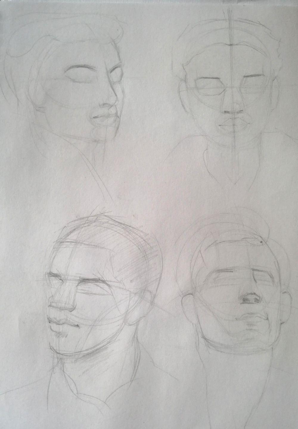Portraits - image 17 - student project