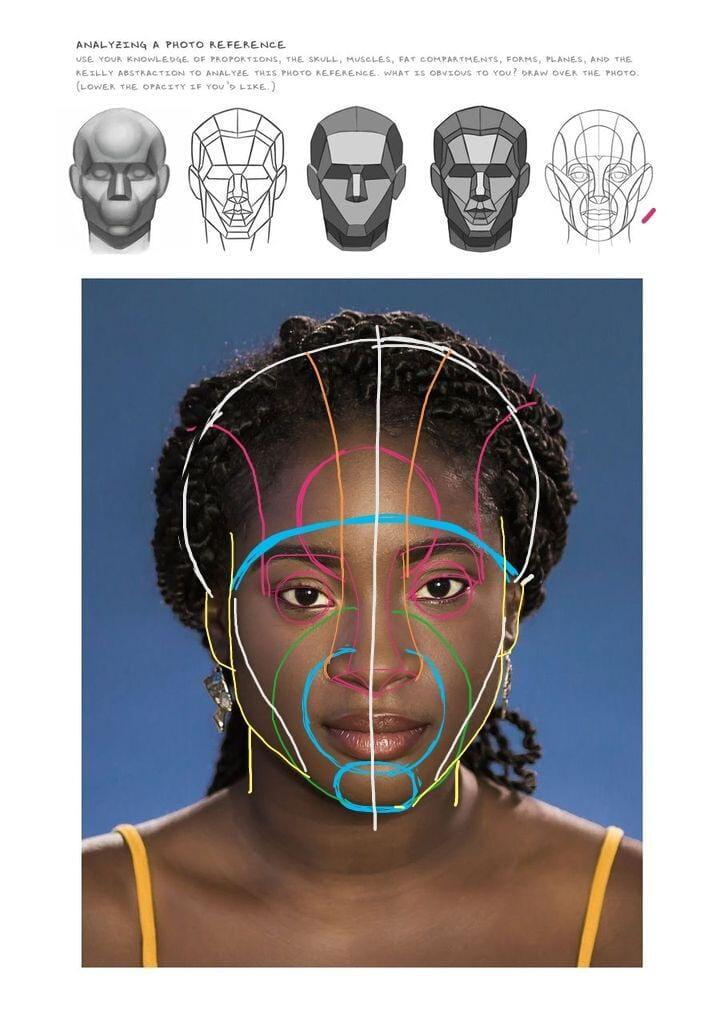 Portraits - image 6 - student project