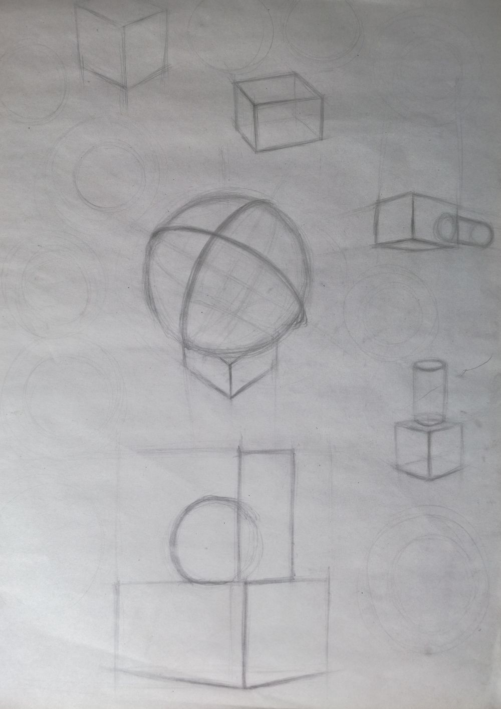 Progress in Form and Space - image 18 - student project