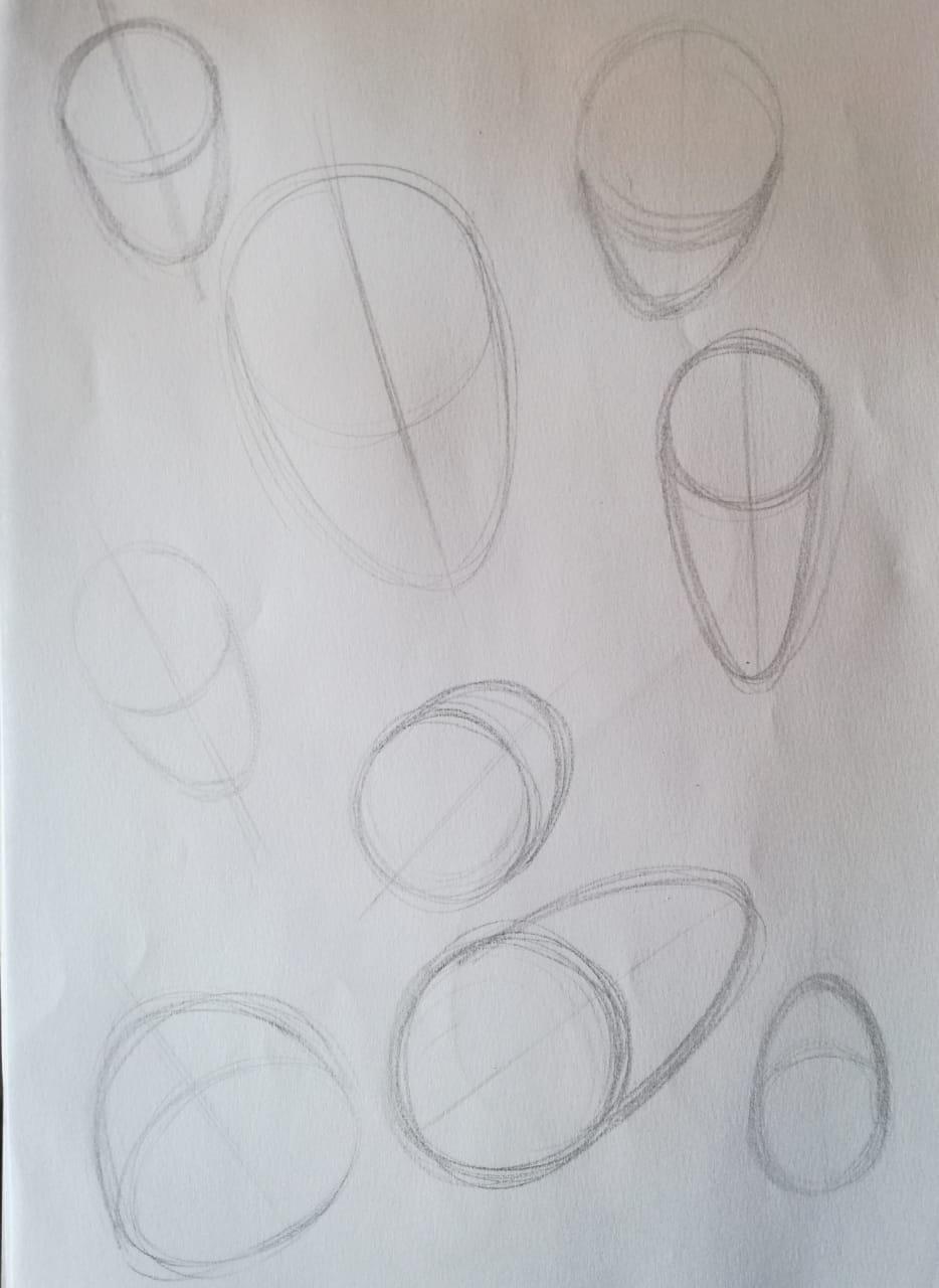 Basic Drawing Skills - image 1 - student project