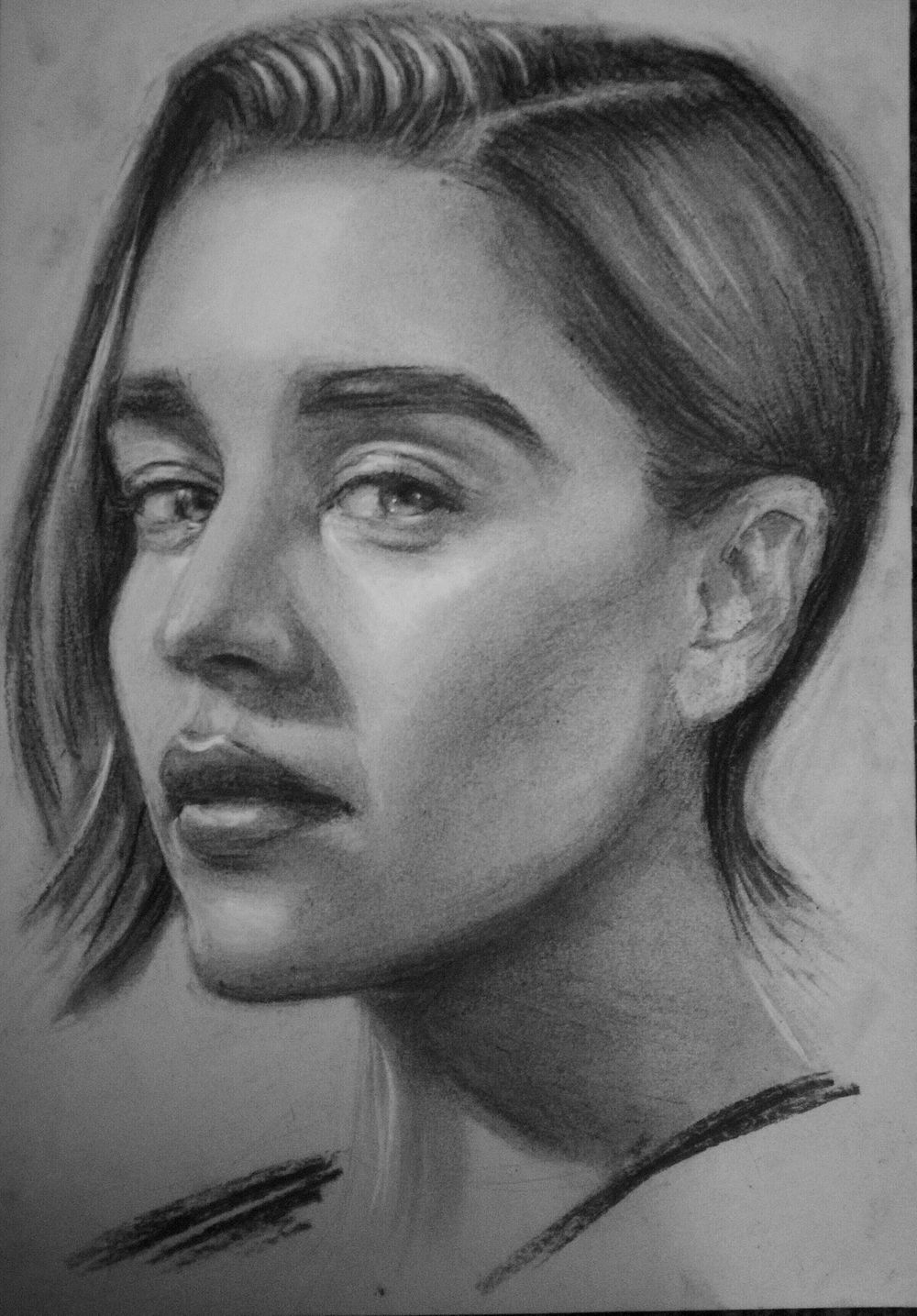 Portraits - image 1 - student project
