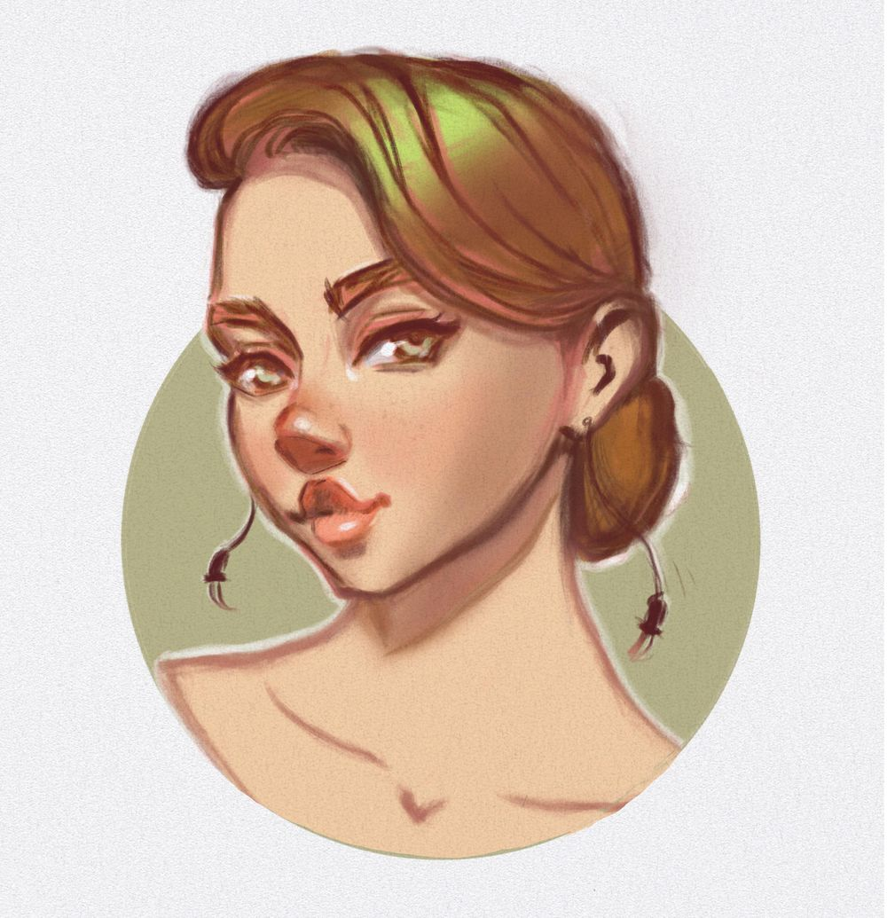 Female character in color - image 7 - student project