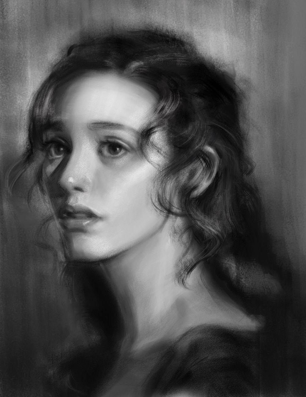 Portraits - image 22 - student project