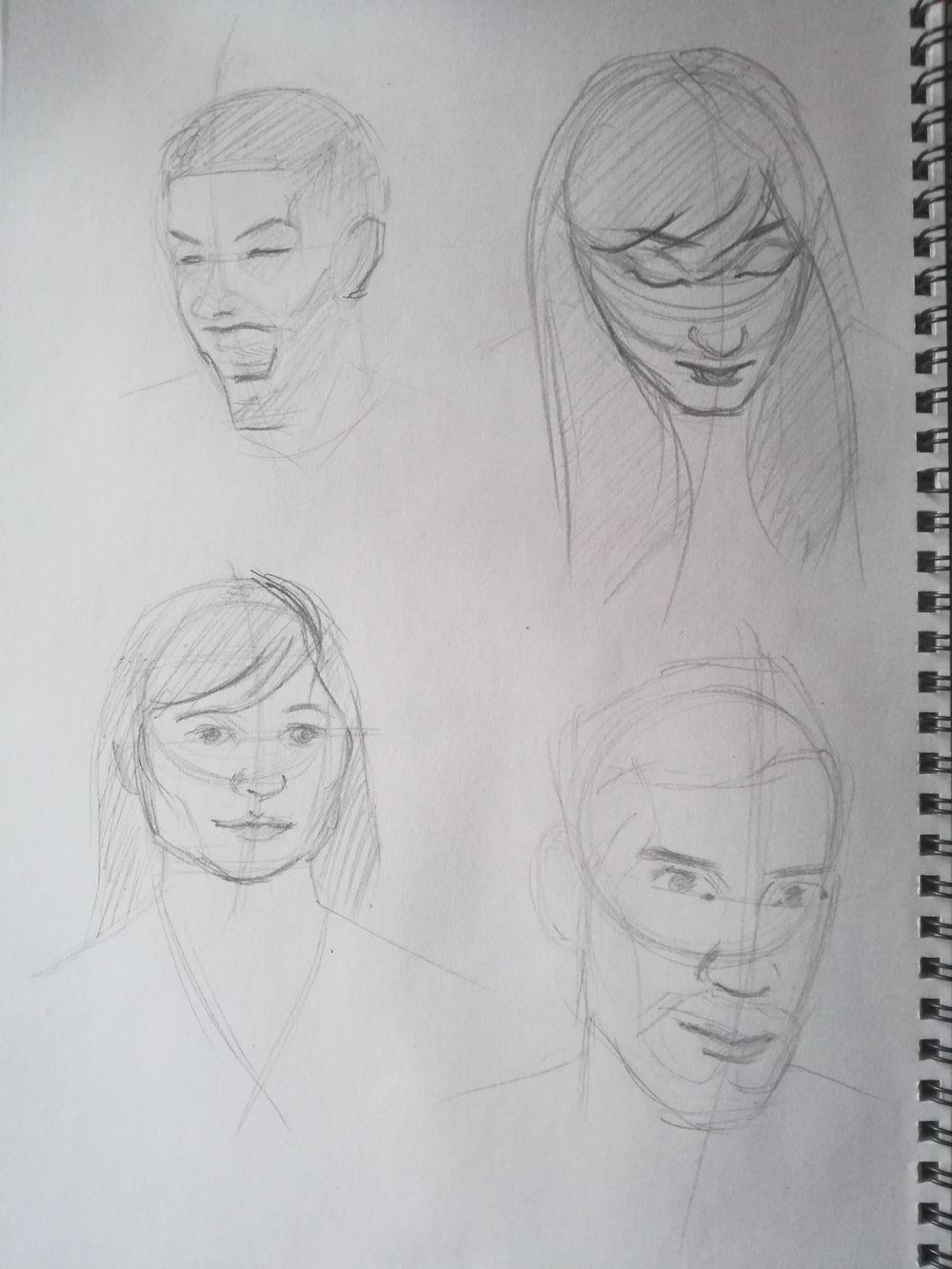 Portraits - image 15 - student project
