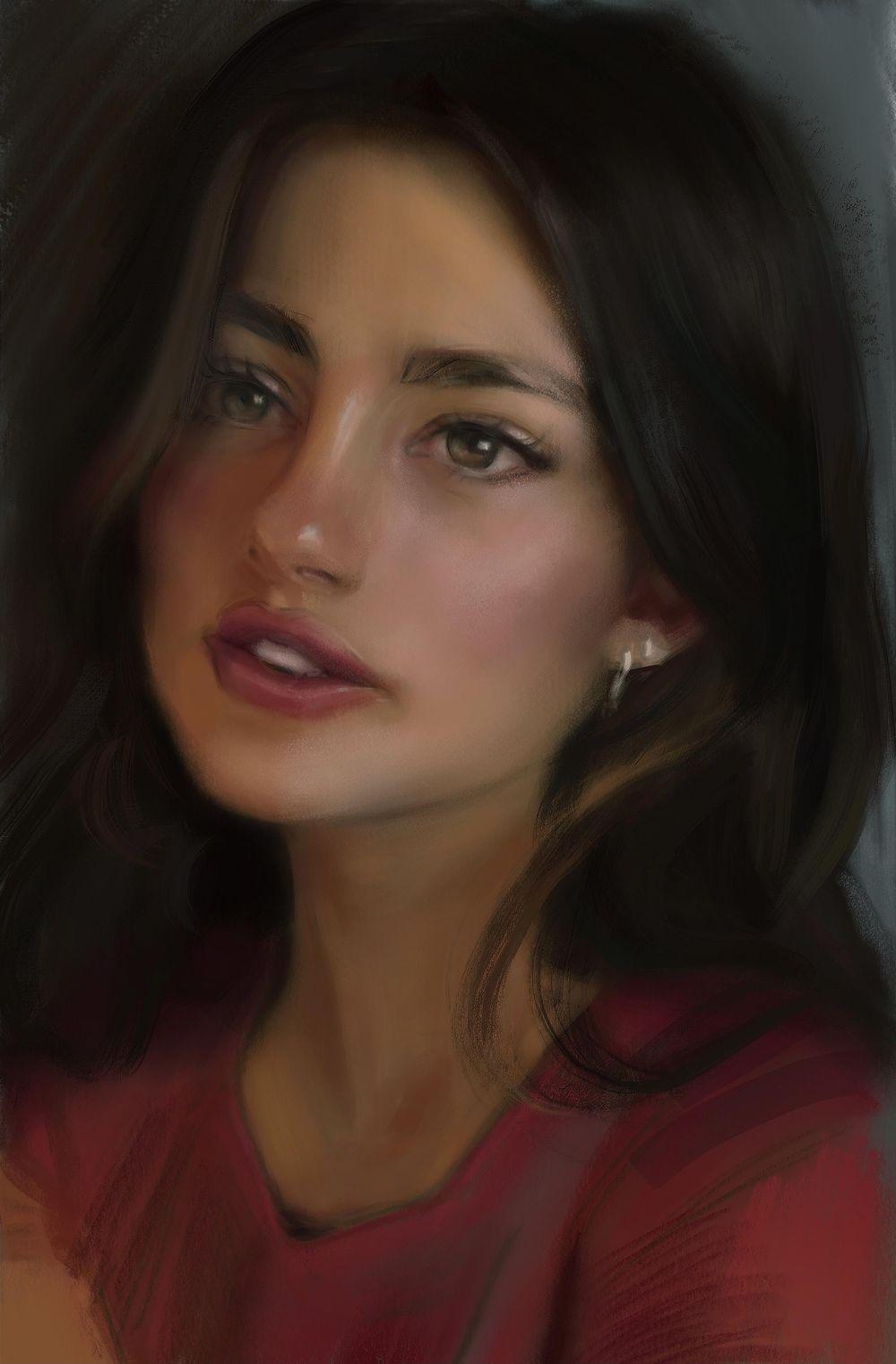Portraits - image 24 - student project