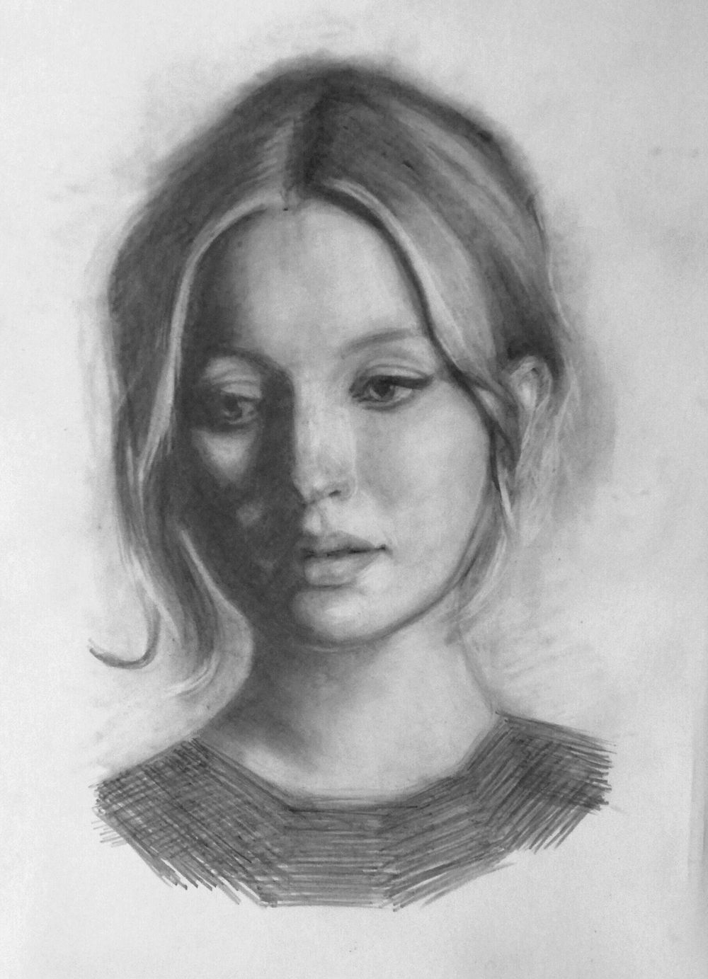 Pencil Drawing - NEW - image 3 - student project