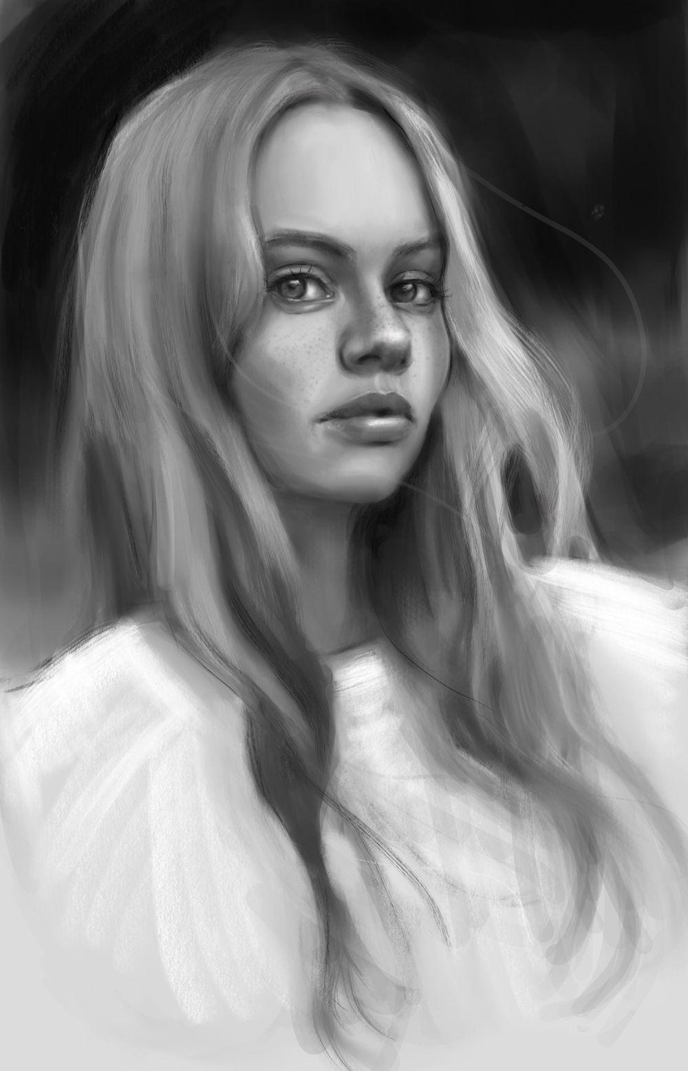 Portraits - image 20 - student project