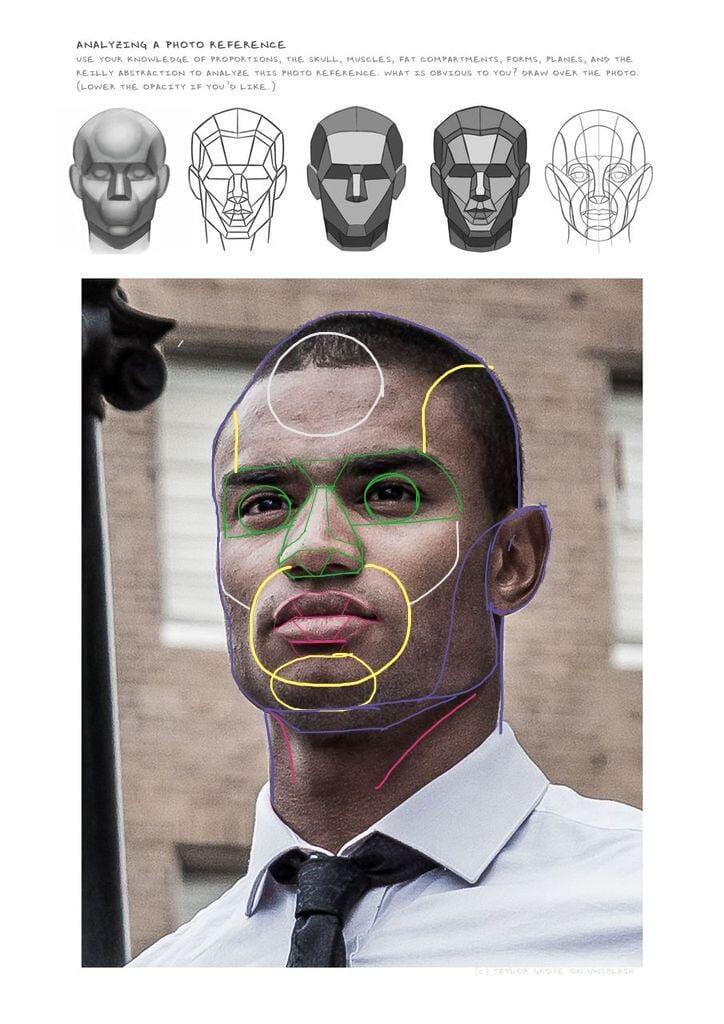 Portraits - image 7 - student project