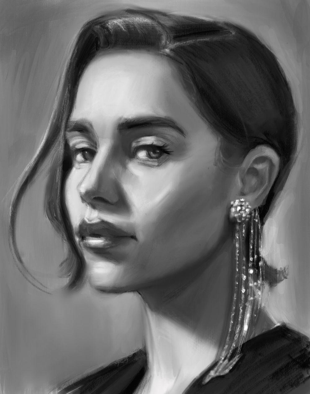 Portraits - image 18 - student project