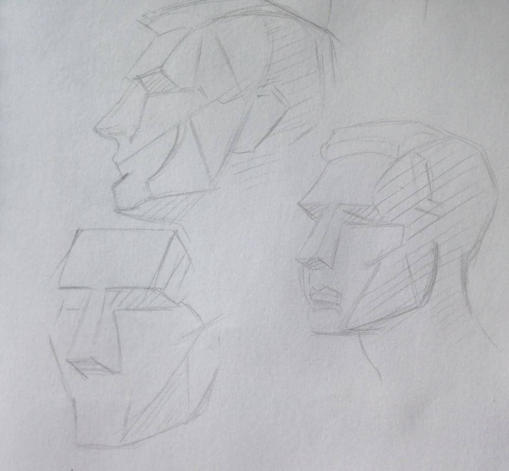 Portraits - image 11 - student project