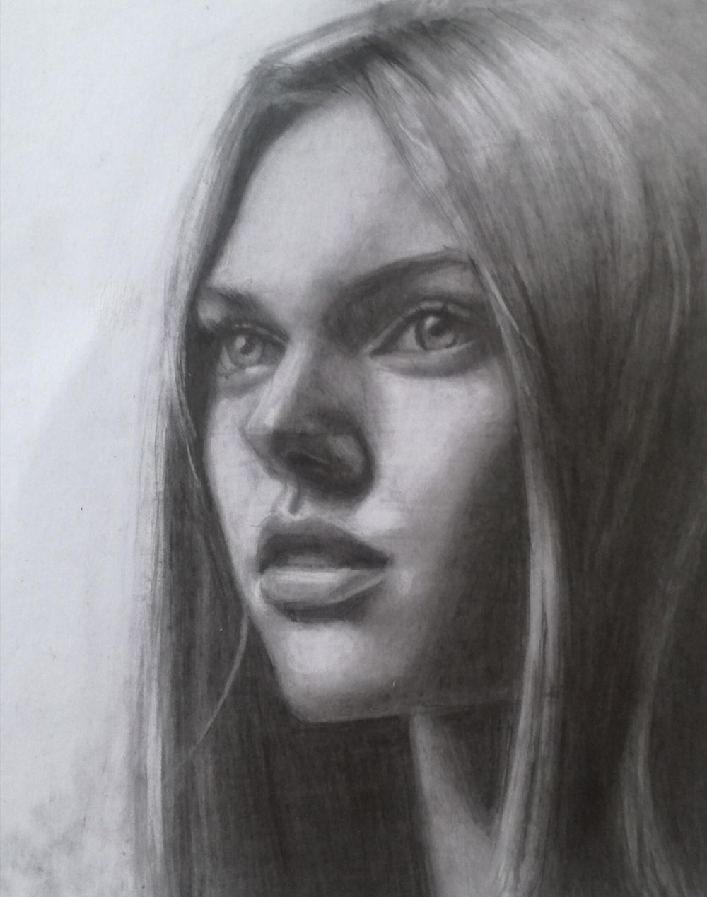 Pencil Drawing - NEW - image 6 - student project