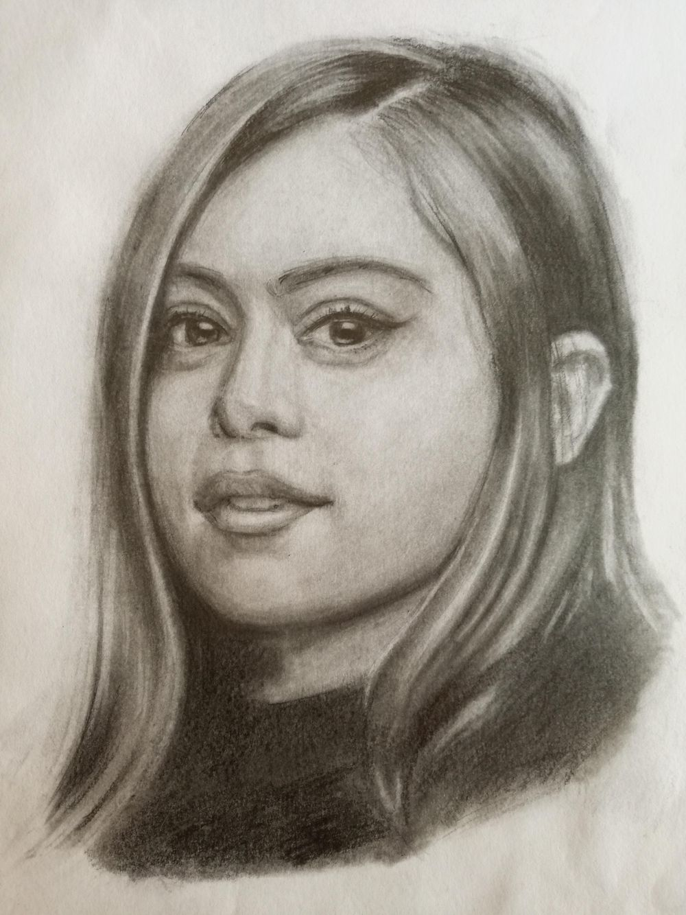 Pencil Drawing - NEW - image 2 - student project