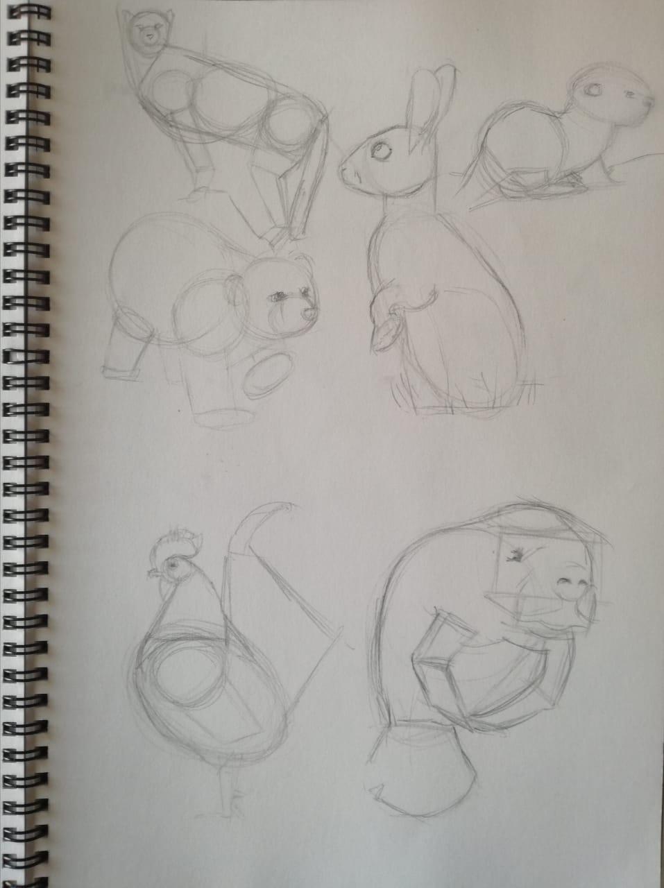 Basic Drawing Skills - image 14 - student project