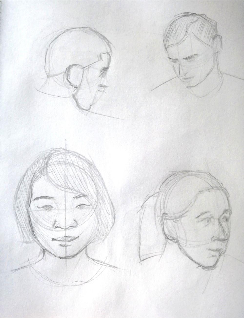 Portraits - image 16 - student project