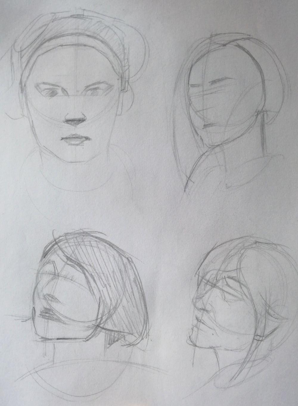 Portraits - image 14 - student project