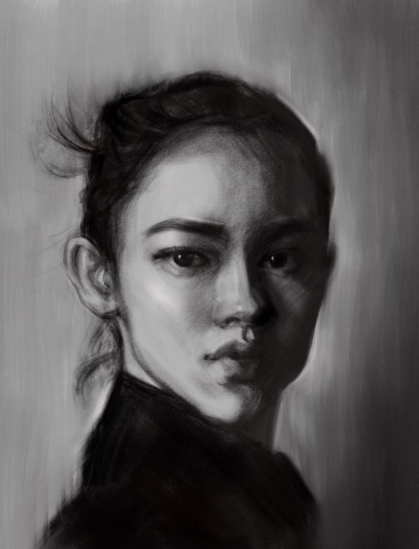 Portraits - image 19 - student project