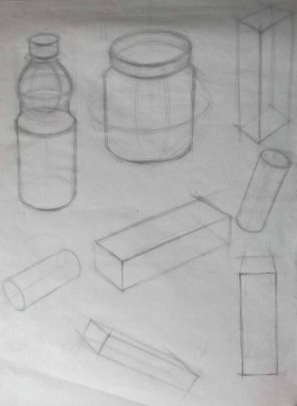 Progress in Form and Space - image 16 - student project