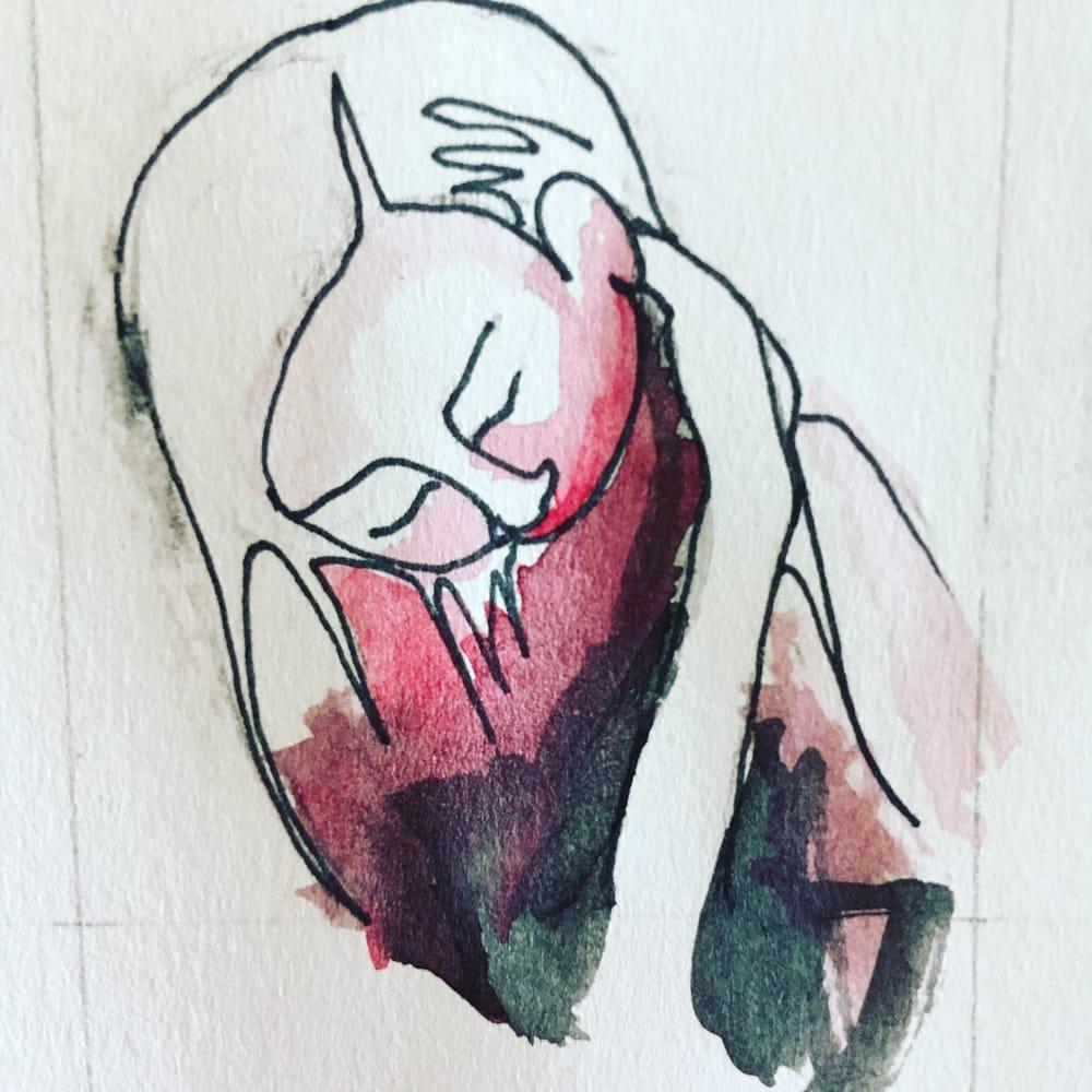 instagram: lizgrisafi_art - image 3 - student project