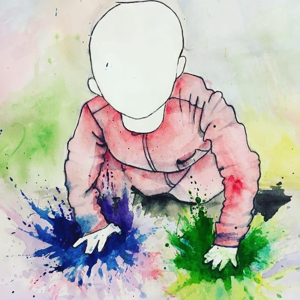 instagram: lizgrisafi_art - image 2 - student project
