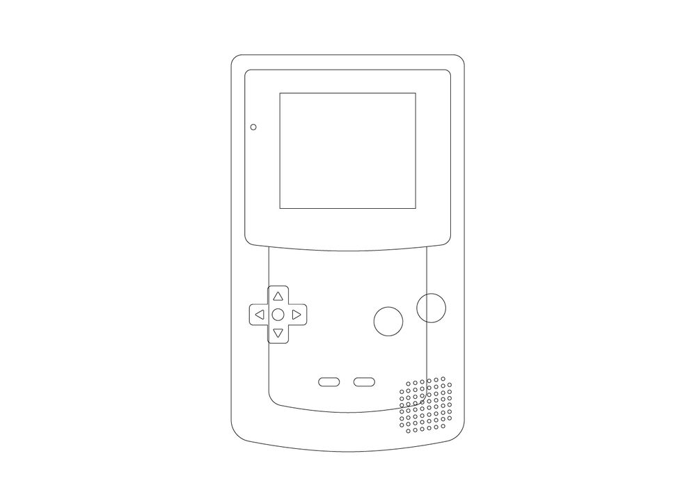 Memories of Gameboy Color - image 4 - student project