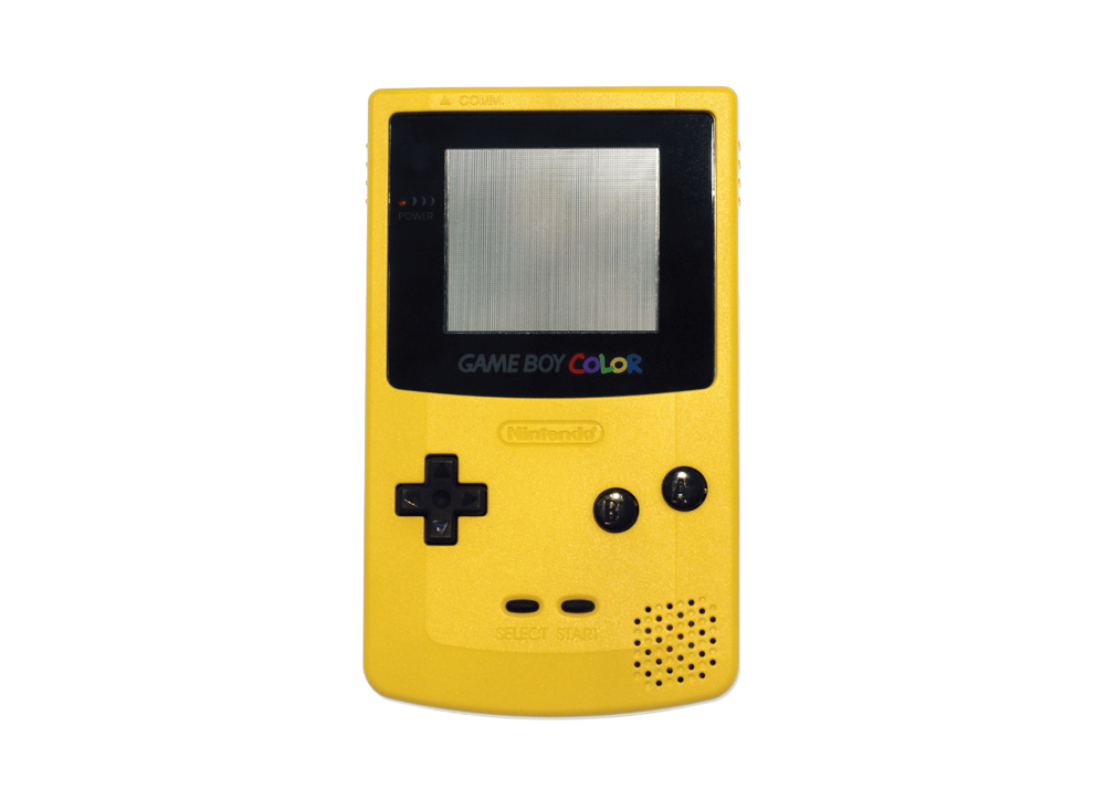 Memories of Gameboy Color - image 3 - student project