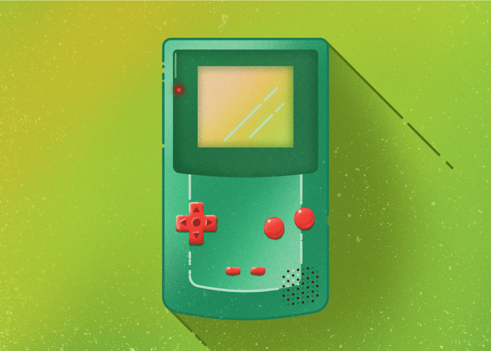 Memories of Gameboy Color - image 6 - student project