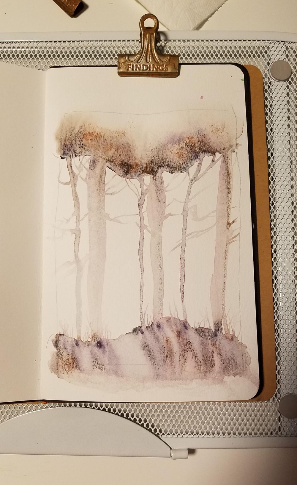 Lovely Simple Trees - image 2 - student project