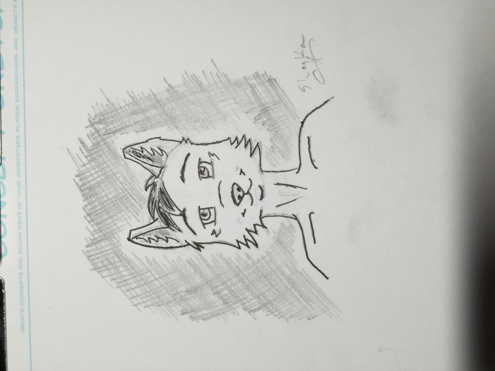 Furry Art - image 1 - student project