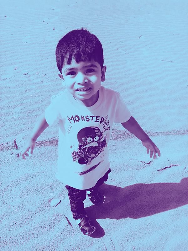 Duotone effect - image 1 - student project
