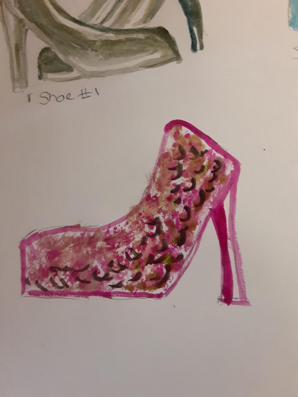 My Shoes - image 3 - student project