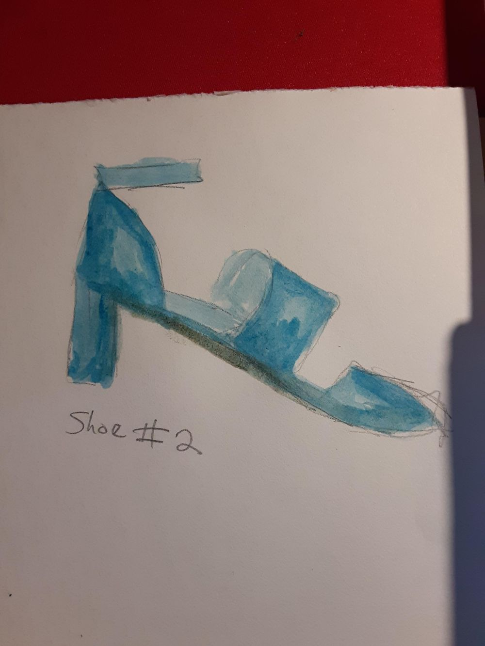 My Shoes - image 2 - student project