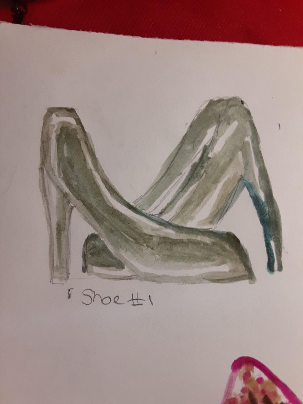 My Shoes - image 1 - student project