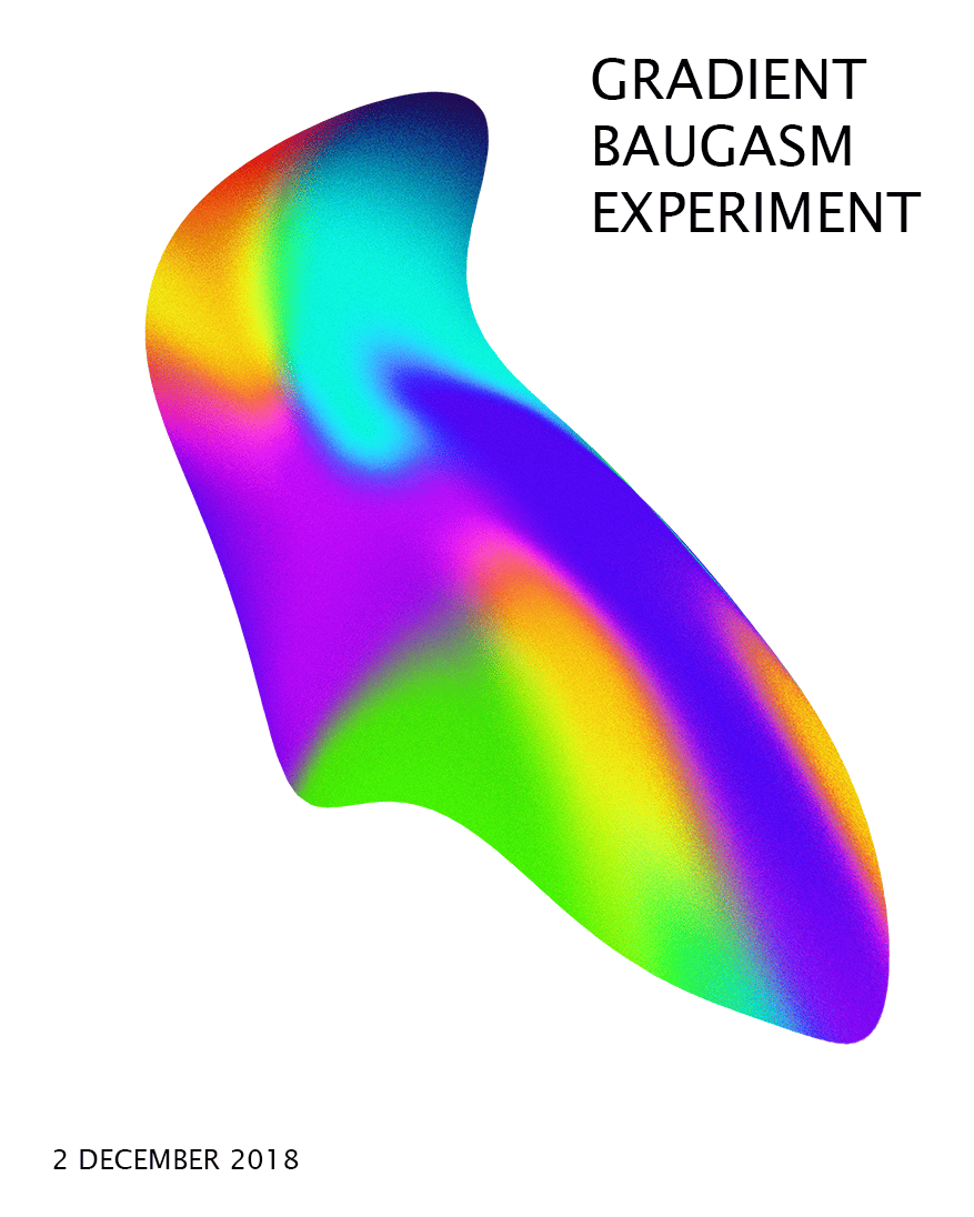 BAUGASM poster #1 - image 1 - student project