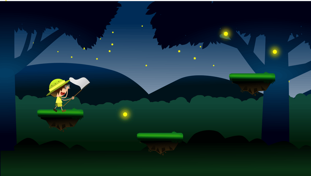 Firefly Catcher - image 1 - student project