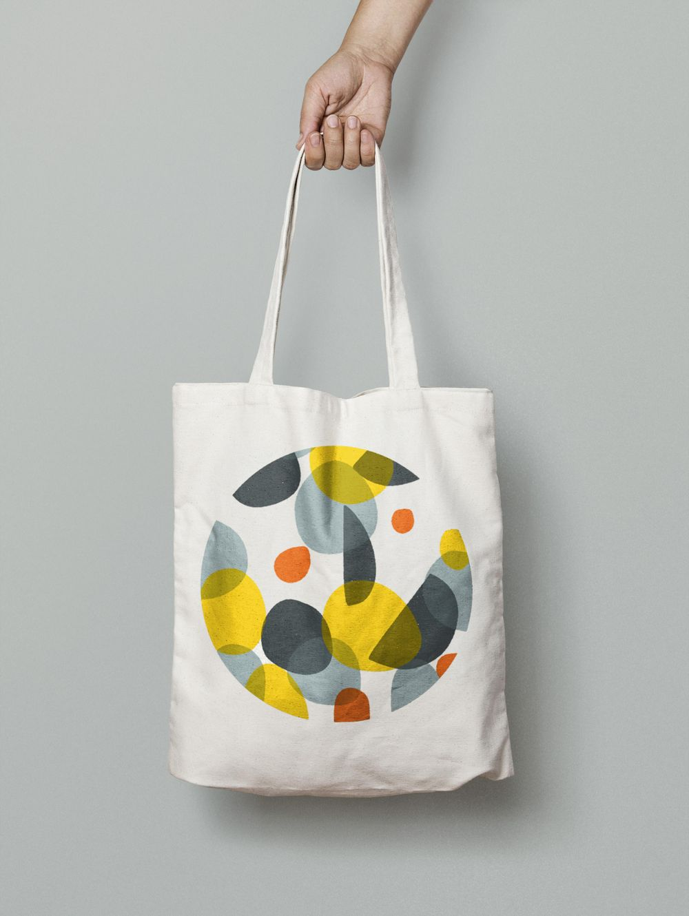 Colourful circles and abstract shapes - image 16 - student project