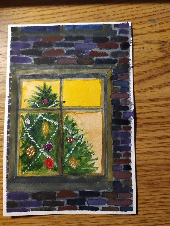 Christmas Card - image 1 - student project