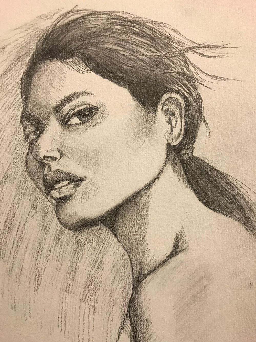 Portrait Practice - image 1 - student project