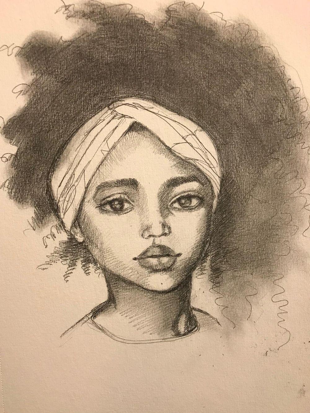Portrait Practice - image 3 - student project