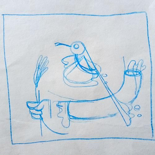 Sunbird breakfast - image 1 - student project