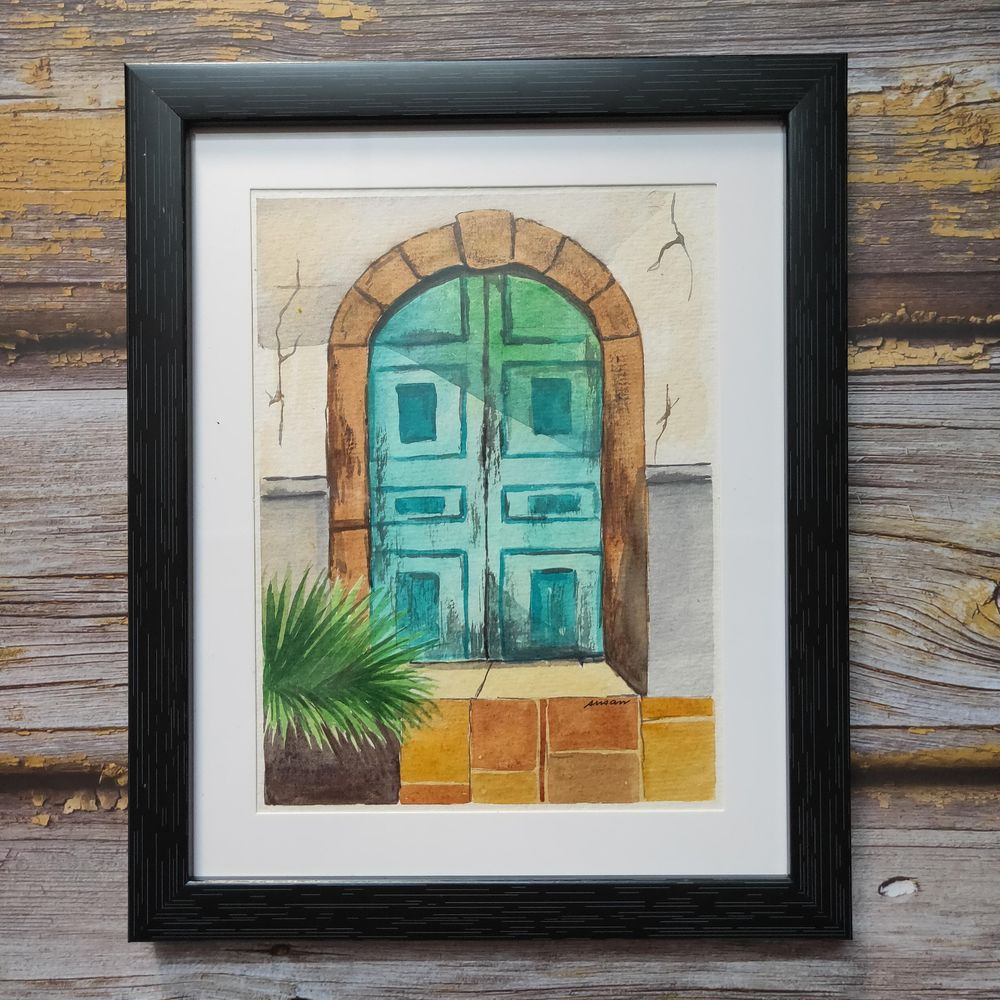 Rustic Doors! - image 3 - student project
