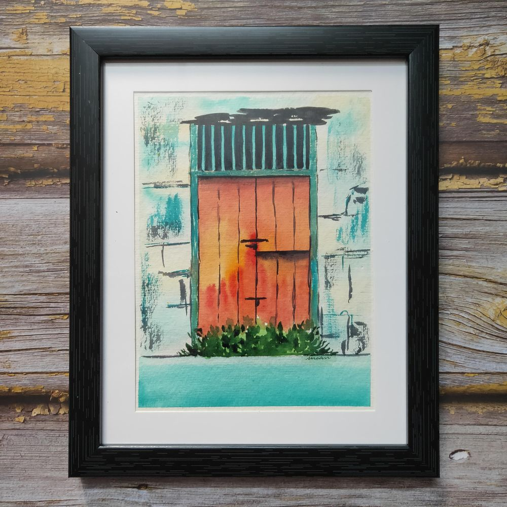 Rustic Doors! - image 1 - student project