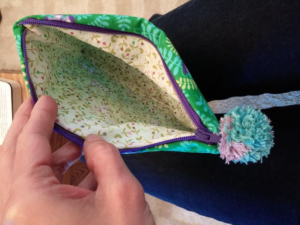 A great first sewing machine project! - image 2 - student project