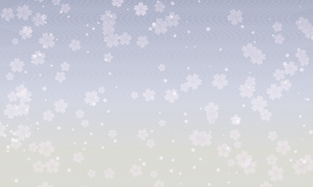 Transparent cherry blossoms - image 4 - student project