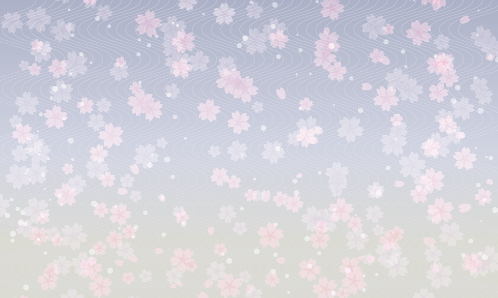 Transparent cherry blossoms - image 5 - student project