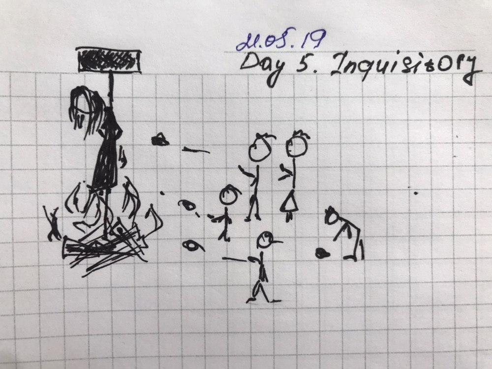 randomWordDoodle - image 2 - student project